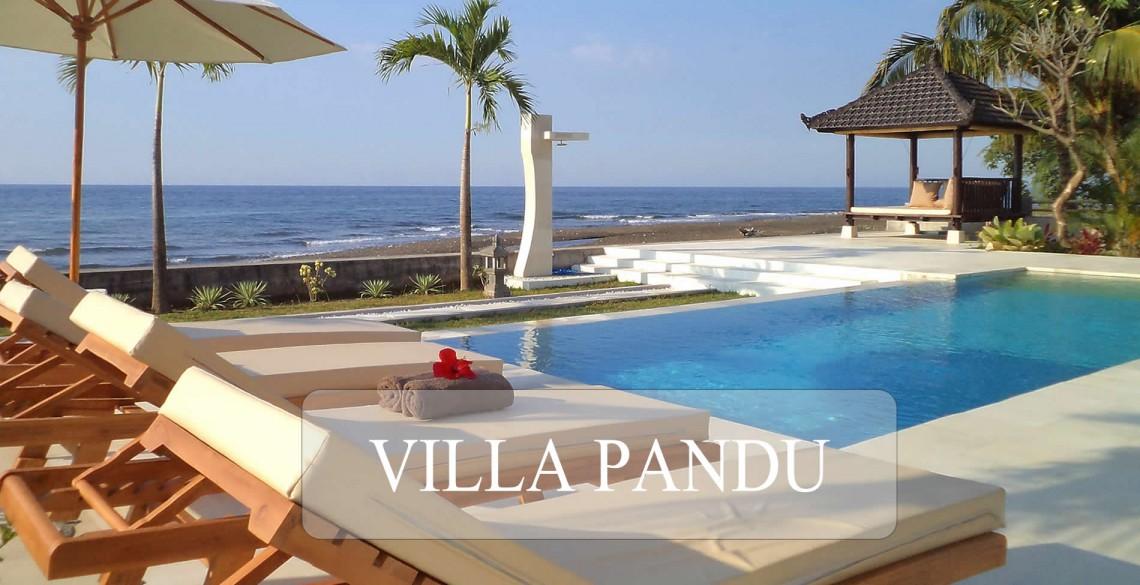 Villa Pandu Noord Bali